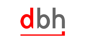Logo der dbh Logistics IT AG